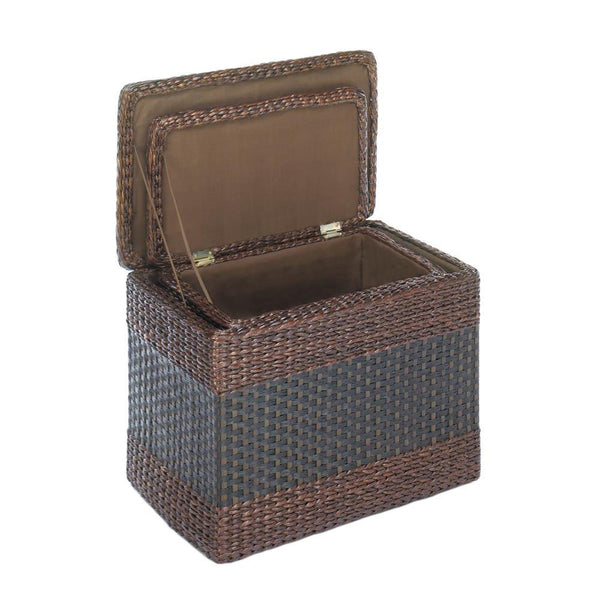 Woven Nesting Storage Trunks-4 Styles