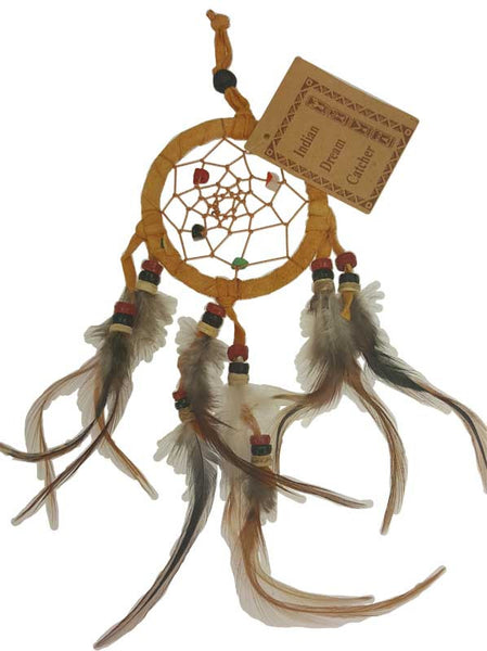 Small Brown Dream Catcher