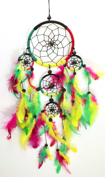 5 Ring Dream Catchers