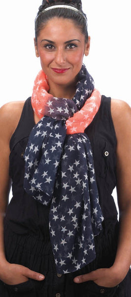STARRY SUNSET SCARF