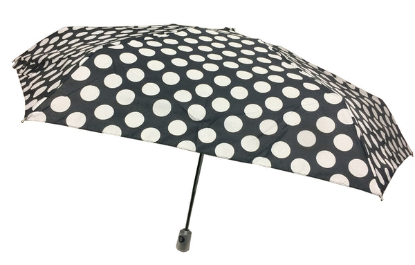 London Fog Compact Auto Open Close Umbrella