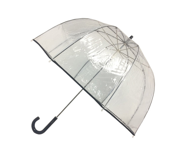 Clear Bubble Stick Umbrella