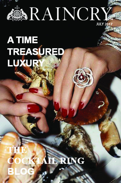 A Time Treasured Luxury | The Cocktail Ring