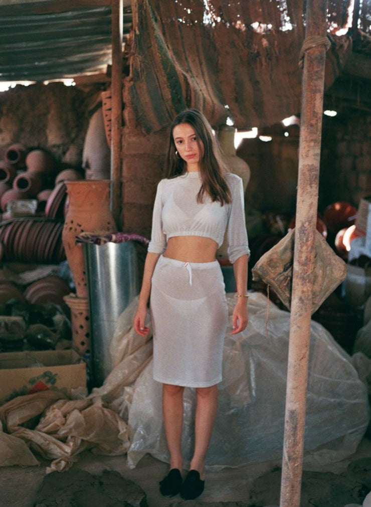 The Nile Simple Skirt