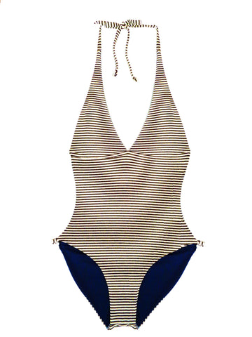 THE COCO-C ONE PIECE IN PARIS STRIPES