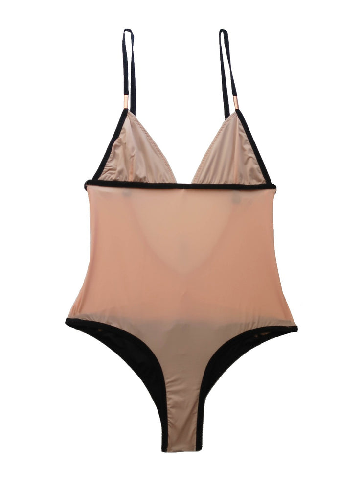 The Marais One Piece Sheer