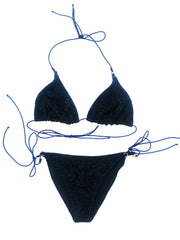 The Caviar Bikini Top