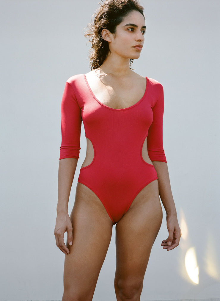 The Eclipse One Piece Bodysuit