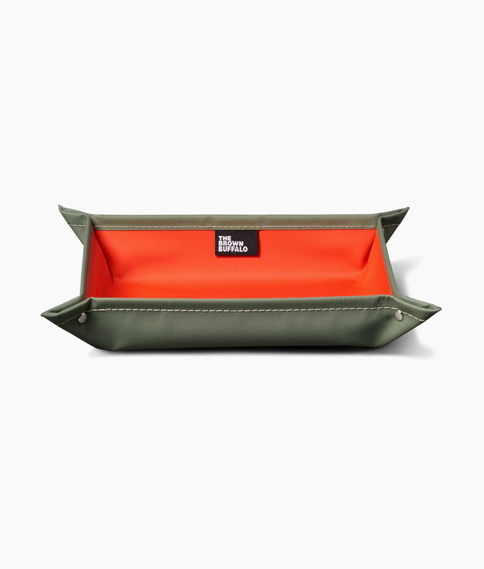 Valet Tray - STORMPROOF™ Moss Green