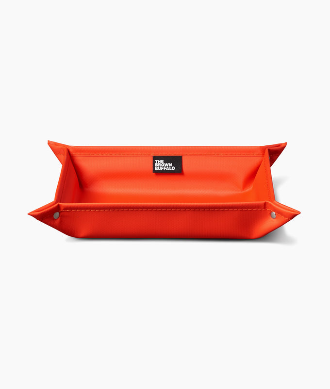 Valet Tray - STORMPROOF™ Orange