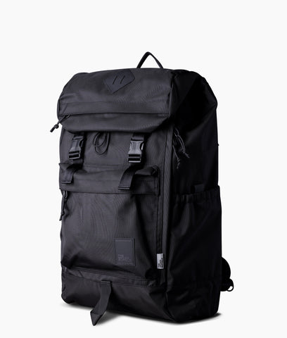 Hillside Backpack - 1680D Ballistic Black