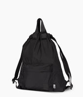 Hobo Backpack - Flight Black