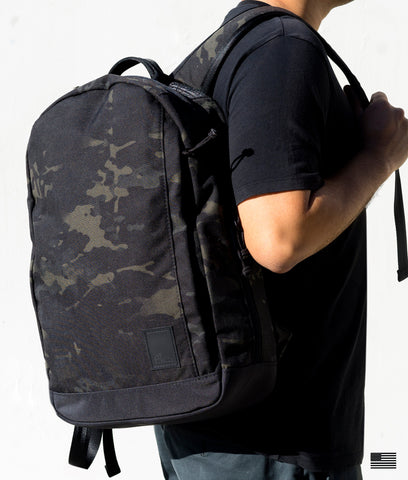Conceal Backpack 19L US - CORDURA® Black Multicam®