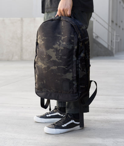 Conceal Backpack US - CORDURA® Black Multicam®