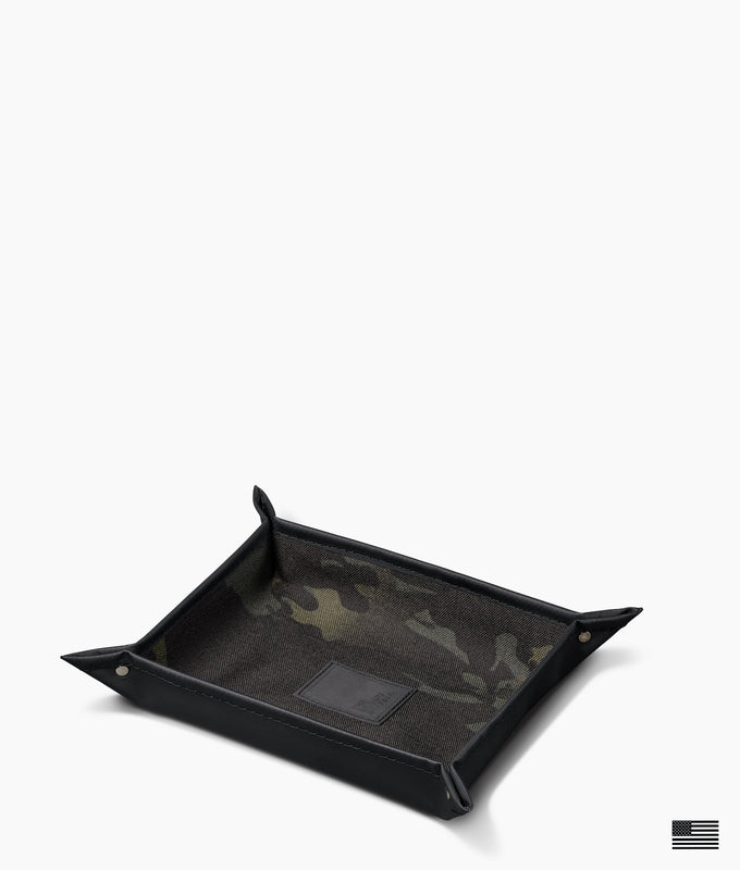 Valet Tray - CORDURA® Black Multicam®