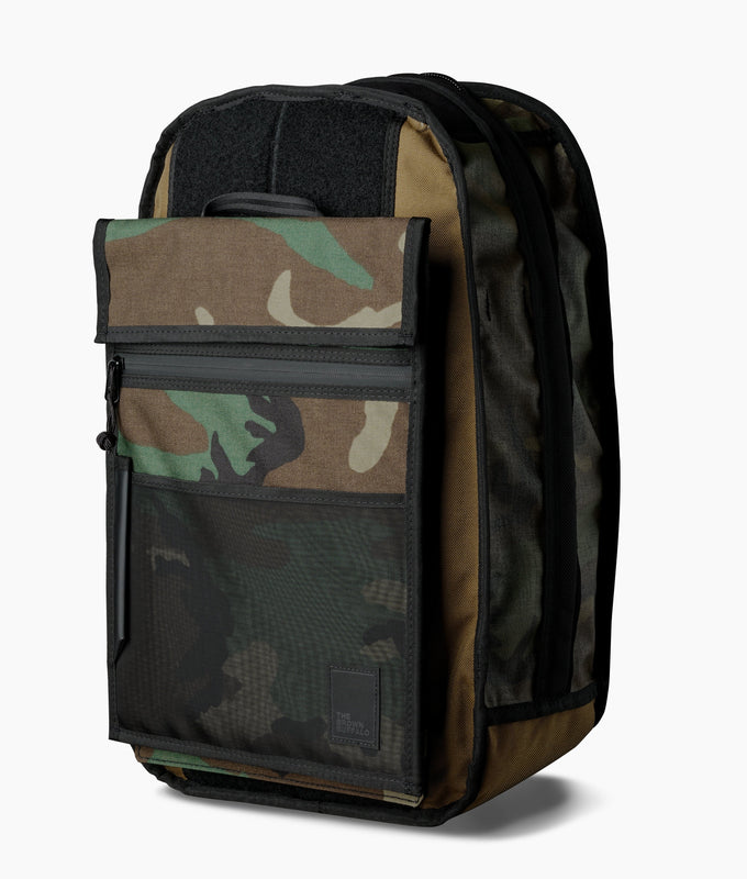 Conceal Backpack 19L US V3 - CORDURA® Woodland Camo