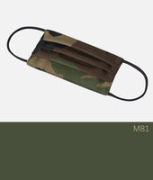 Face Mask Cover - M81