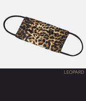 Face Mask Cover - Leopard