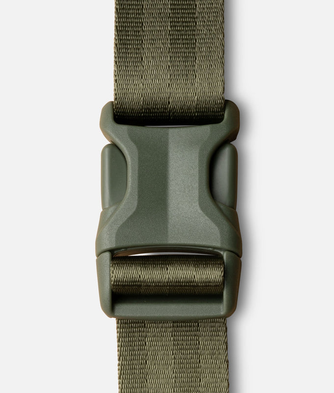 Canvasworker® Alto Buckle - STORMPROOF® Green