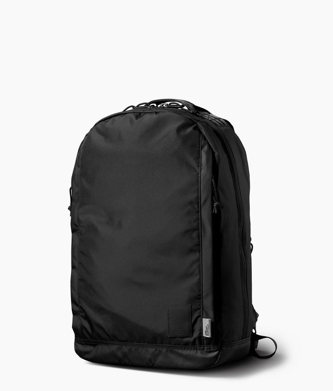 Conceal Backpack - Black 420D Nylon