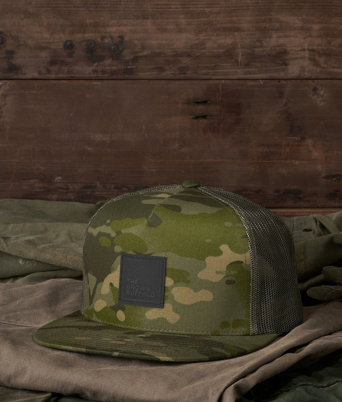 Trucker Snapback Hat - MultiCam® Tropic