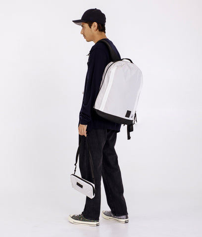 Conceal Backpack 19L - Blanco 420D Nylon