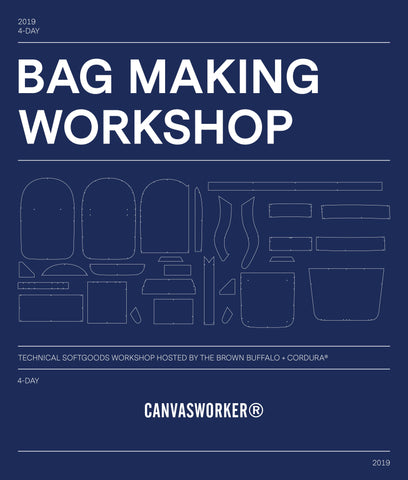 Backpack Making Workshop - July 11, 2019