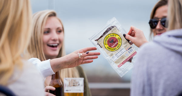 Perfect Pairings: Jerky And Booze