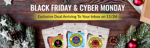 Beef Jerky Back Friday and Cyber Monday Deal