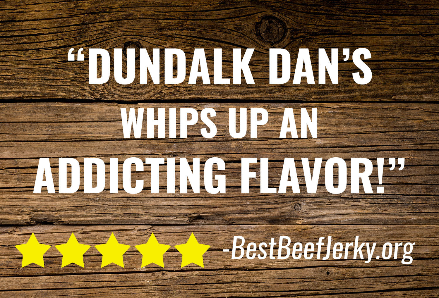Dundalk Dan's whips ups an addicting flavor!