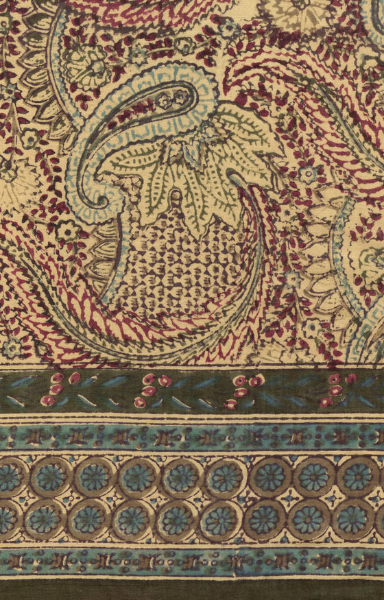 Scarf in Ancient Tapestry