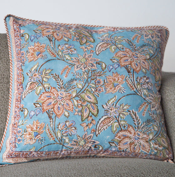 Cushion Covers in Autumn Dusk