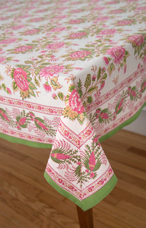 Table Linens in Briar Rose