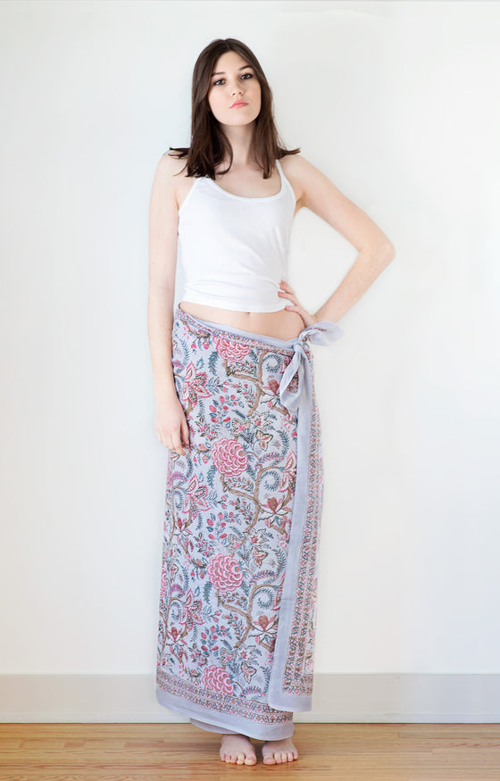 Sarong in Dawn Chintz