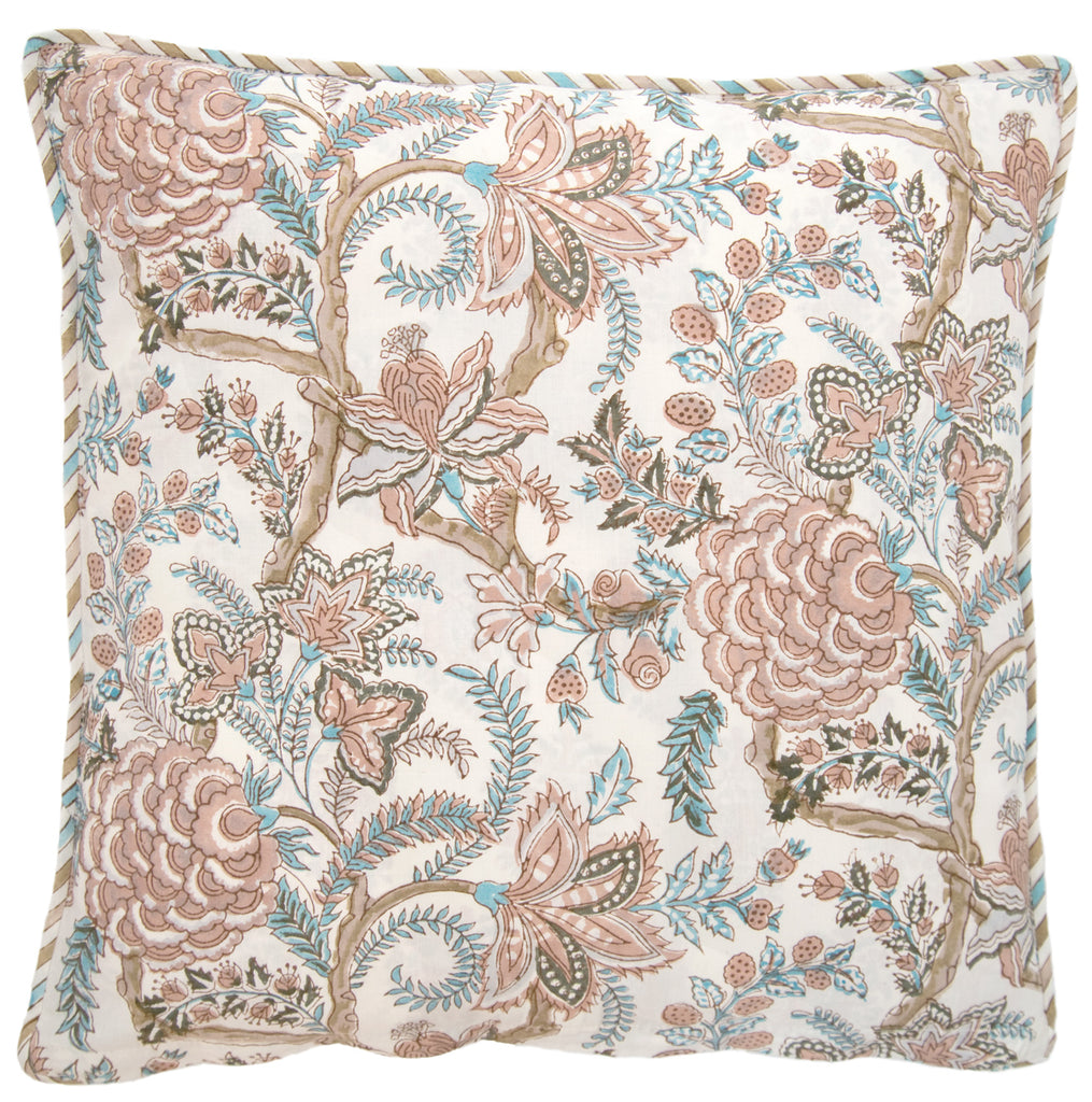 Cushion Covers in Dusk Chintz