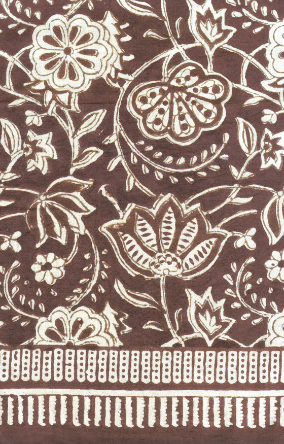 Scarf in Folk Art Spice