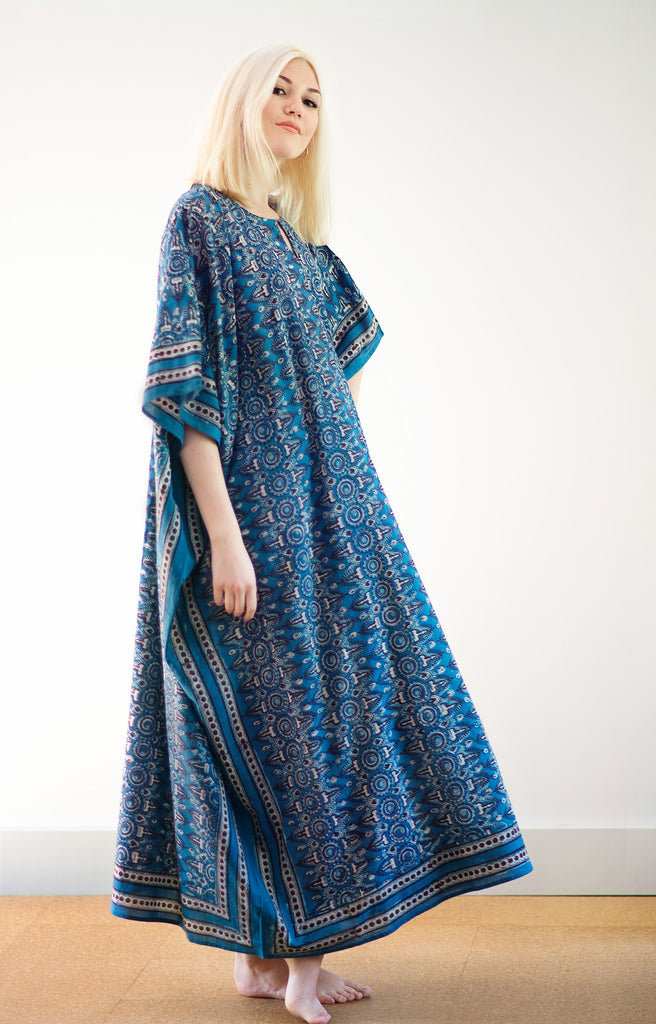 Kaftan in Hippie
