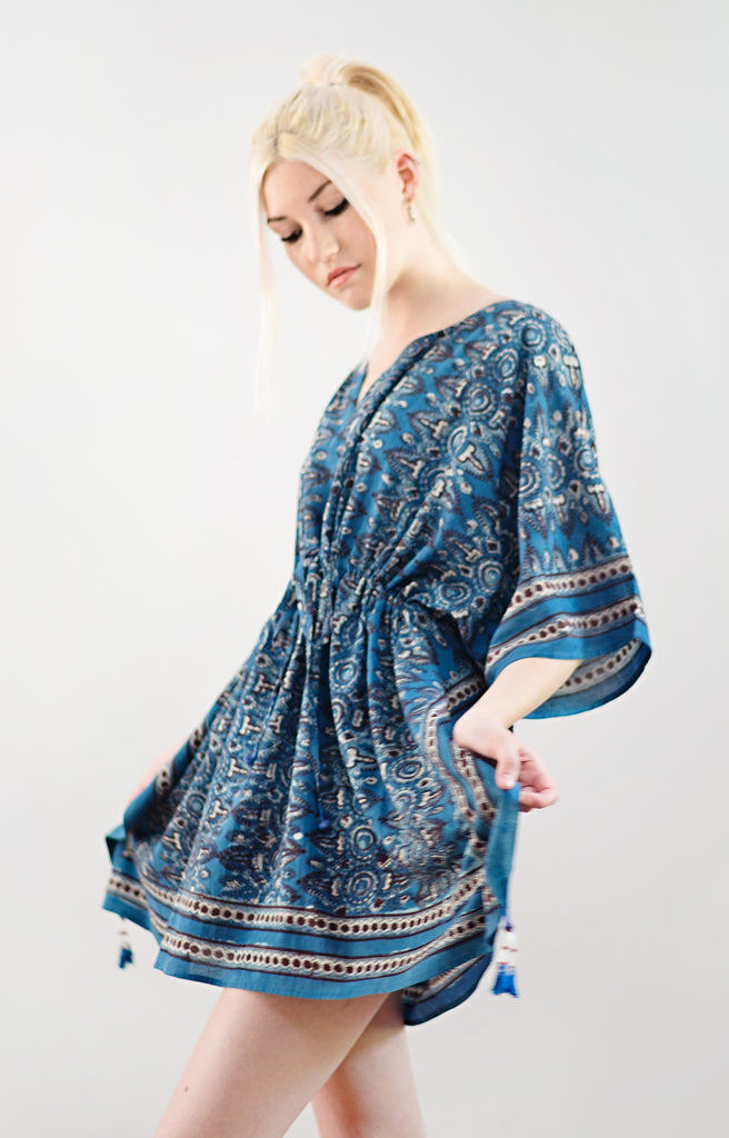 Peasant Tunic in Hippie