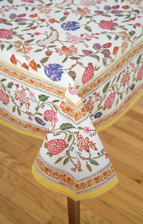 Table Linens In Natural India