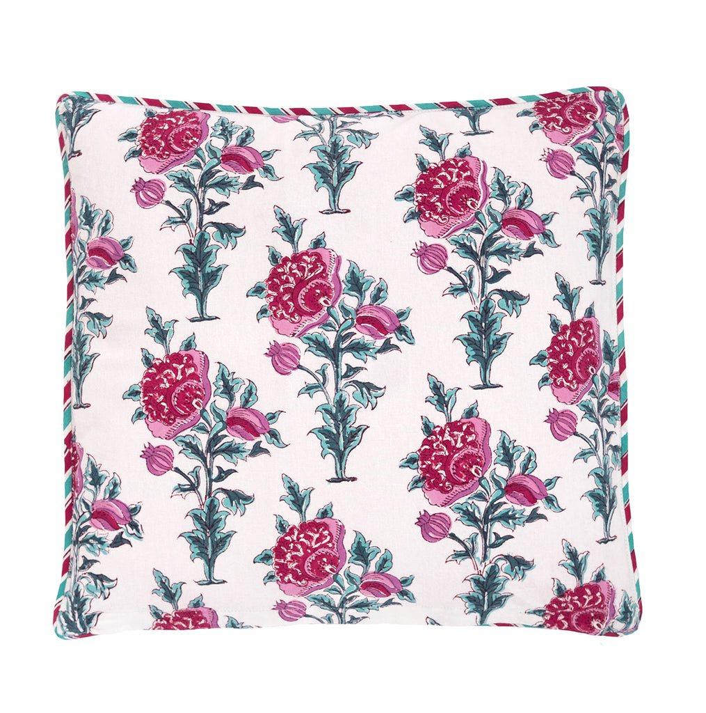 Cushion Covers in Rosy Posy