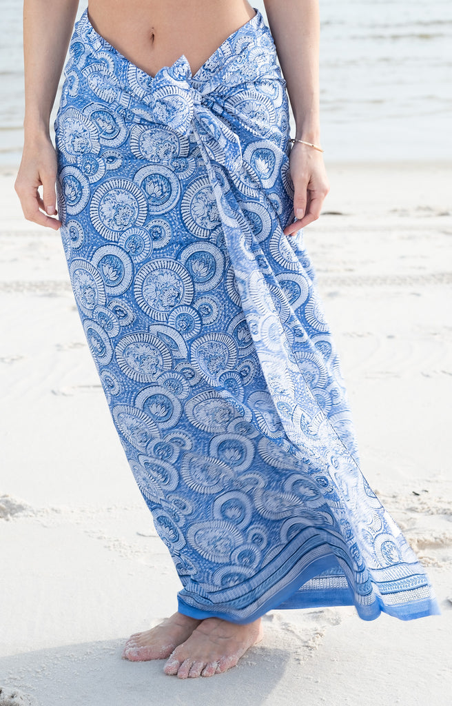 Sarong in Royal Circles