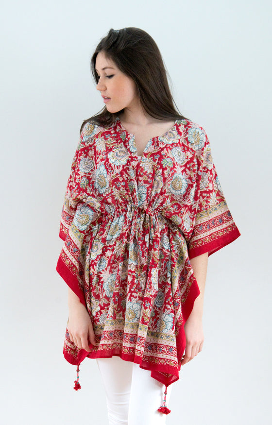 peasant tunic in Summer Solstice