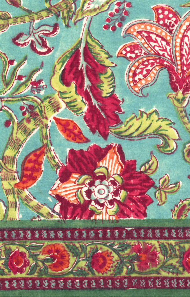 Table Linens in Tapestry