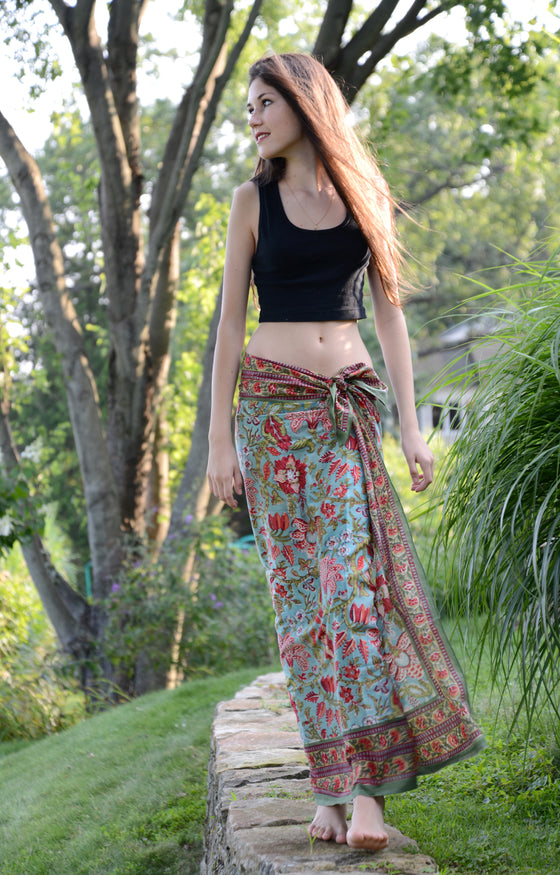 Sarong in Tapestry