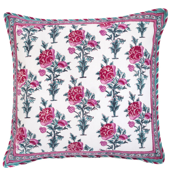 Cushion Covers in Tea Rose