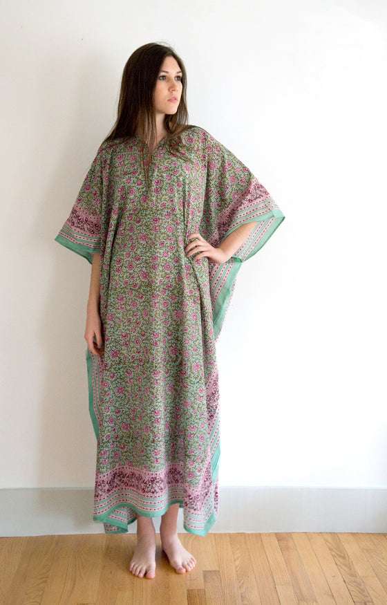 Kaftan in Vine