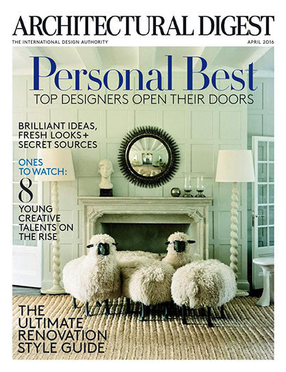 Architectural Digest - Apr 2016