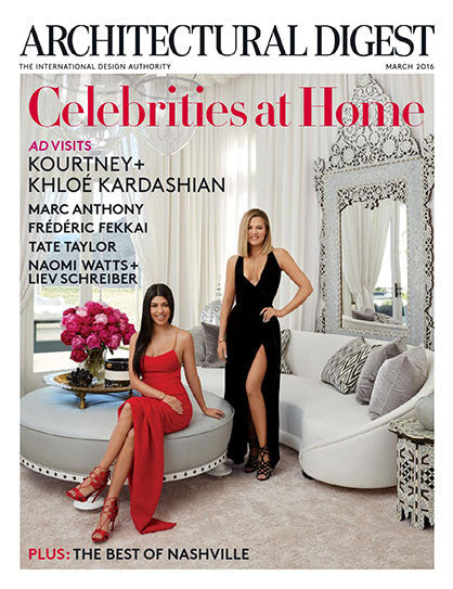 Architectural Digest - Mar 2016