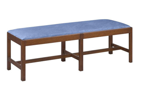 Chippendale style Rectangular bench FSU-14