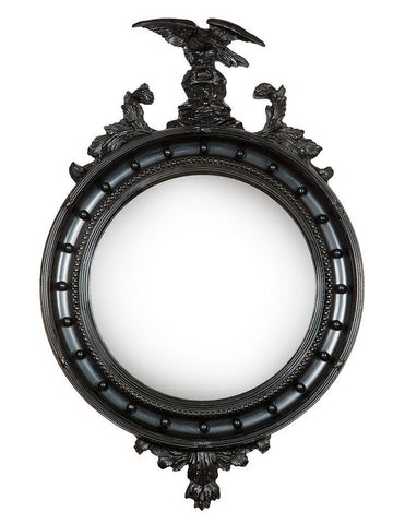 Girandole Convex Mirrors With Eagle And Decorations MC-8B